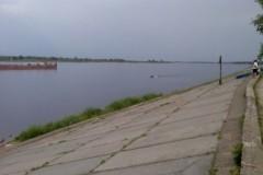 Случайный прохожий спас пятерых человек на Волге под Нижним Новгородом