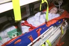 Россиянку, закрывшую собой детей от снаряда в Сирии, отправили в Петербург