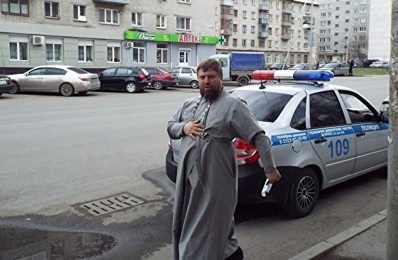 Попавший в ДТП священник лишен всех церковных постов