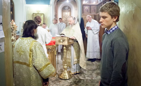 Когда семья — монастырь, а родители — духоносные старцы