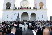 Патриарх Иерусалимский освятил крупнейший храм в Черногории