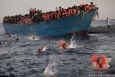 Спасатели обнаружили в Средиземном море тела 15 погибших мигрантов