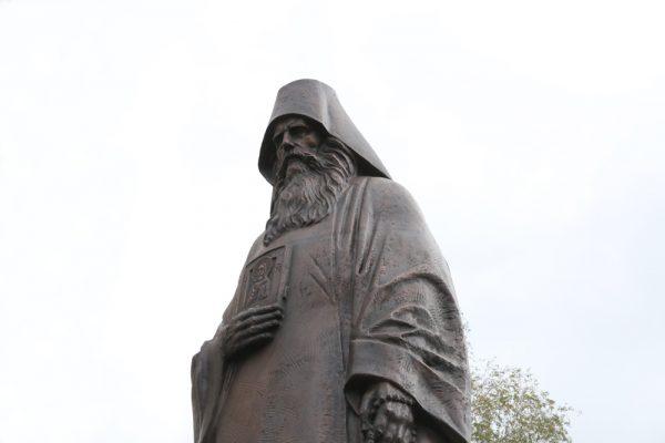 Памятник Силуану Афонскому установили на его малой родине