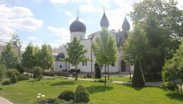Мэрия Москвы отдала Церкви Марфо-Мариинскую обитель