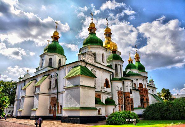 Церемония открытия «Евровидения 2017» пройдет на территории Софийского собора