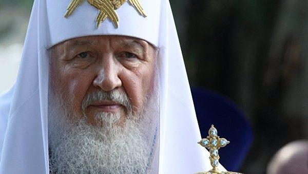 Патриарх Кирилл выразил соболезнования в связи с гибелью пожарных в Москве
