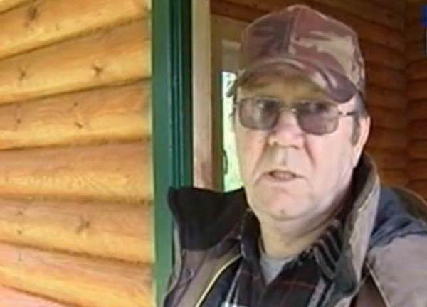 Житель села в Нижегородской области строит часовню на свои деньги