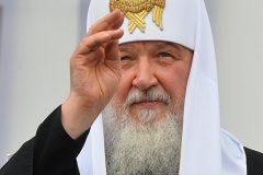Патриарх Кирилл впервые совершил литургию с сурдопереводом (+фото)
