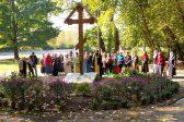 В Бабьем Яру отслужили панихиду об упокоении жертв войны