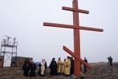 Патриарх Кирилл помолился о мире на границе с США