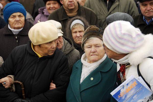 Русским пенсионерам, проживающим зарубежом, откажут вединовременной выплате