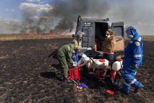НаКубани экологов признали зарубежными агентами