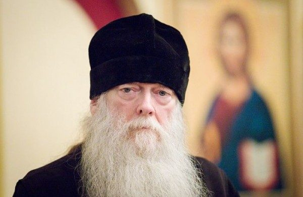 В США запрещен в священнослужении схиархимандрит Иоаким (Парр)