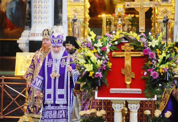 Почему мы поклоняемся Кресту (аудио+видео)