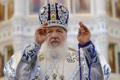 Патриарх Кирилл впервые отслужит Литургию для глухих