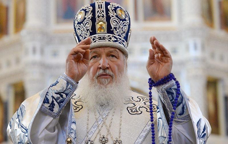 Патриарх Кирилл: Блаженная Матрона популярнее любого мирового правителя