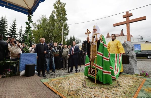 Патриарх Кирилл: Забытый и униженный святитель Макарий вернулся к своему народу