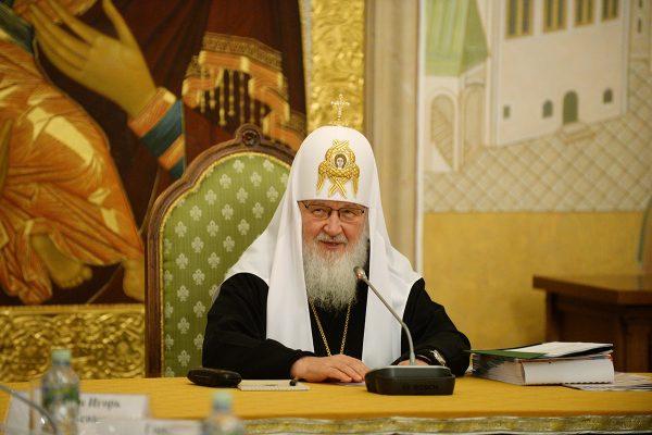 Патриарх Кирилл: И православные, и мусульмане стремятся к справедливому миру.