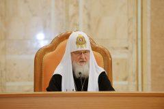 Патриарх Кирилл: Каждая эпоха несет свои искушения и соблазны монахам