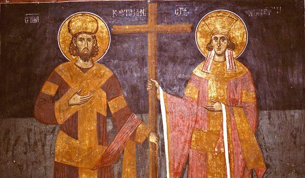 Церковь празднует Воздвижение Креста Господня