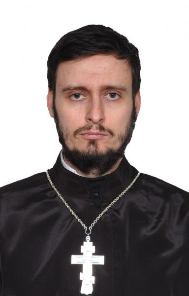 Священник Евгений Дорофеев