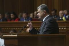 Петр Порошенко: Каждый украинец будет иметь право верить в Бога по-своему