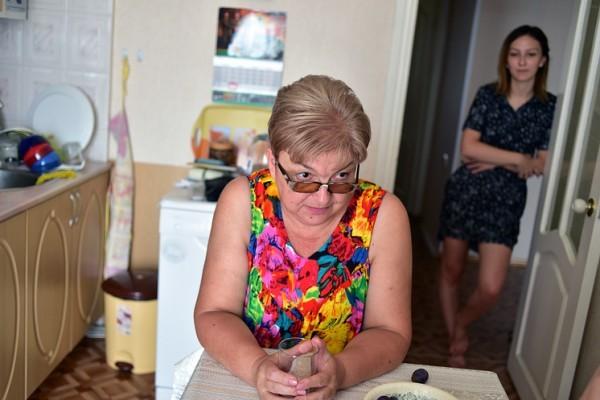 Мама, Надежда Цалоева-Гуриева. Фото: Антон Подгайко / ТАСС