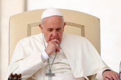 Папа Римский: Виновные в бомбардировках жителей Алеппо ответят перед Богом
