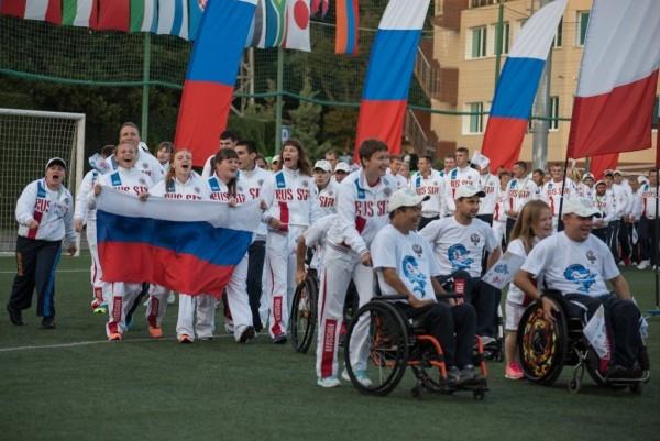 Под Москвой стартовали альтернативные Паралимпиаде игры