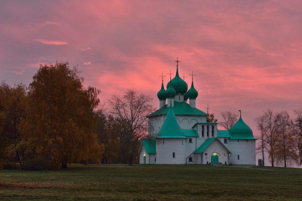 Храм Сергия Радонежского. Фото: Максим Евдокимов