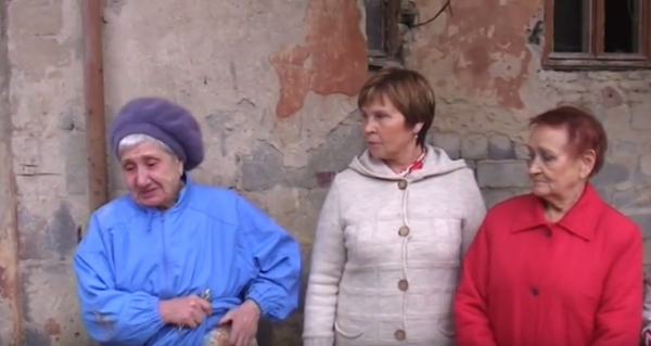 В Челябинске жильцы полуразрушенного дома объявили голодовку