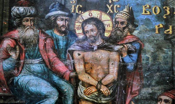 В Калуге уникальные храмовые росписи оказались на грани исчезновения
