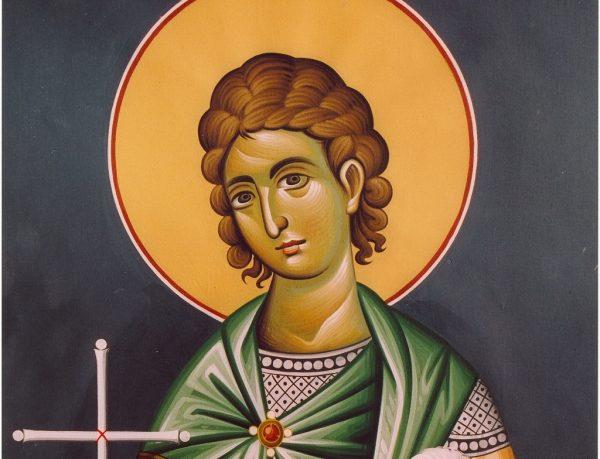 Церковь вспоминает Святого мученика Мамaнта и его родителей