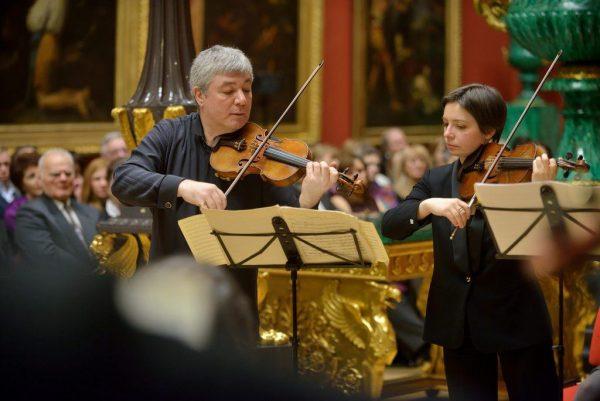 Илья Иофф и Лидия Коваленко. Фото из Facebook