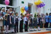В Приморье школьники отметили 1 сентября на три недели позже