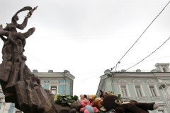 Осквернивший памятник «Детям Беслана» мужчина объяснил свои действия