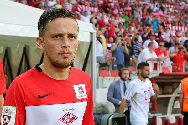 Футболист «Спартака» оплатил операцию больному грузинскому мальчику