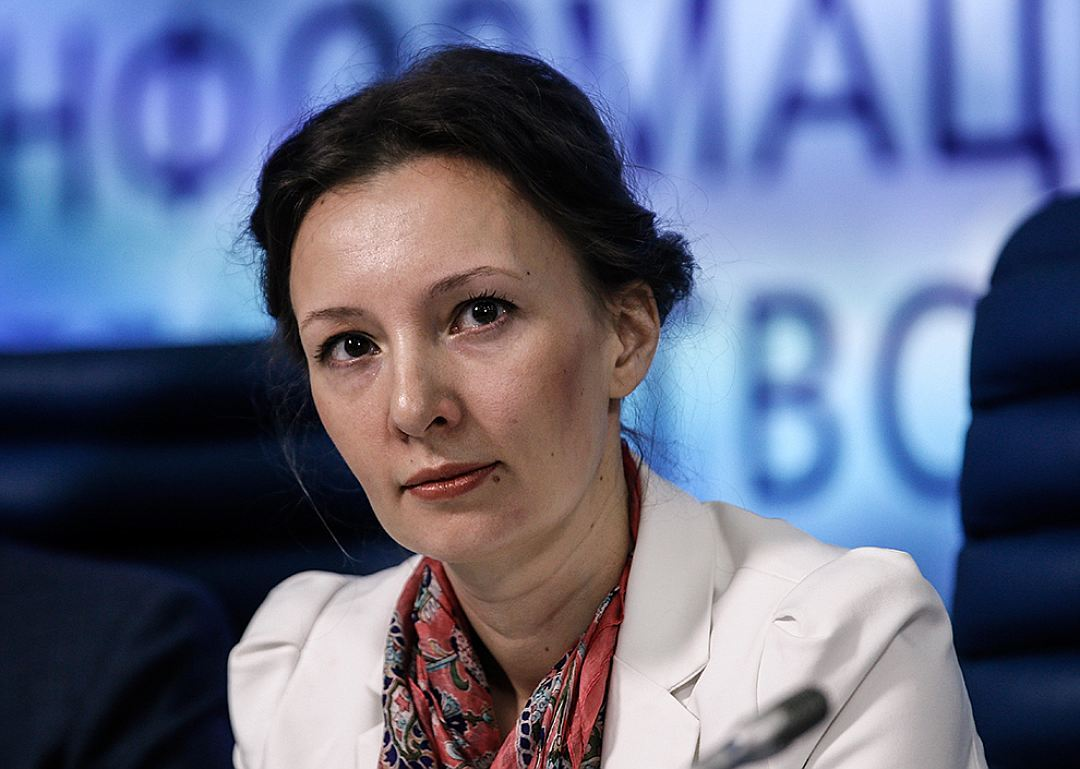 омбудсмен анна кузнецова фото
