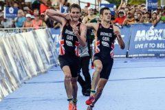 Олимпийский чемпион помог потерявшему сознание брату добежать до финиша
