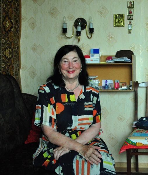 Ирина Михайловна. Фото: БФ «Долго и счастливо»