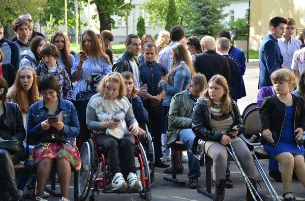 Минобрнауки просят вернуть бесплатное питание для инвалидов