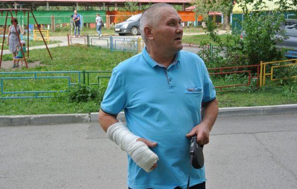 В Кремле наградили екатеринбуржца, спасшего выпавшую из окна девочку