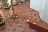 Под Одессой грабители похитили из храма пожертвования для переселенцев