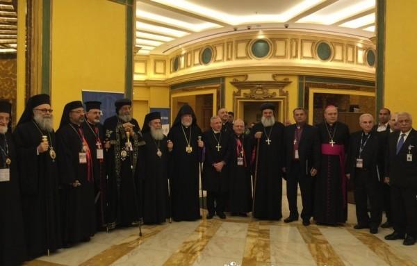 В Иордании начался саммит Церквей Ближнего Востока