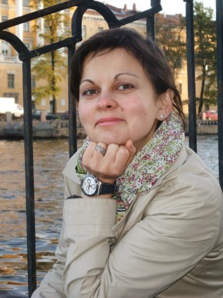 Наташа Шведовченко. Фото: БФ «Долго и счастливо»