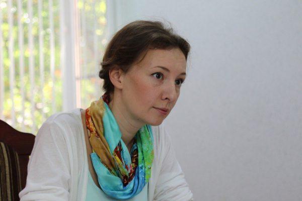 Анна Кузнецова рассказала о ближайших планах на новом посту