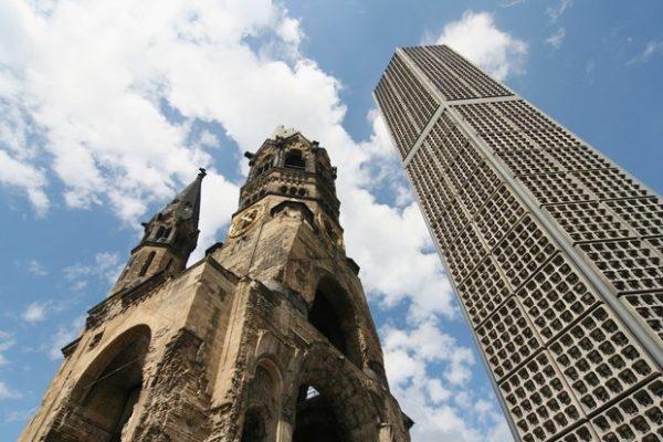 Мемориальная церковь кайзера Вильгельма в Берлине. Фото: share.america.gov