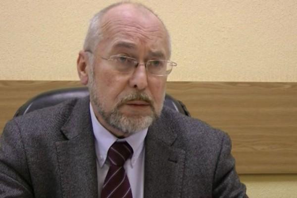 Директор 57 школы Сергей Менделевич обратился в полицию