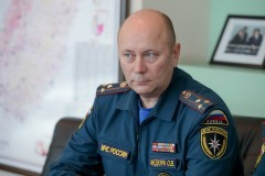 Глава МЧС по Приморскому краю погиб при спасении людей