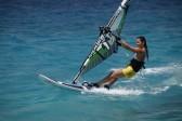 В Черном море спасли серфингистку, которая провела в воде около суток